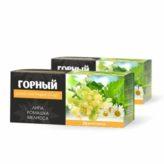 """Травяной чай """"Горный"""", 25 фильтр-пакетов по 1,2г"""