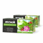 """Травяной чай """"Лесной"""", 25 фильтр-пакетов по 1,2г"""