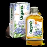 "Льняное масло ""Organic"" 100 мл"